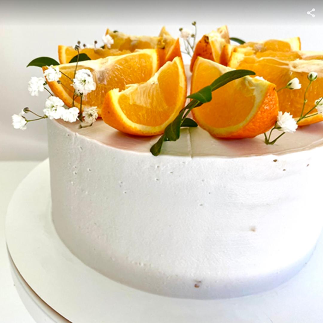 Apelsinikook (vegan)